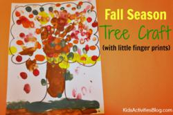 preschool fall craft
