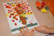 fall craft for preschoolers