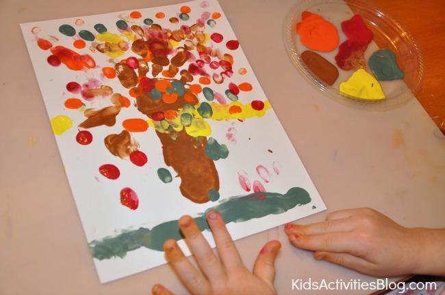 Fall Craft For Preschoolersfall Preschoolers