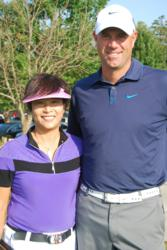2012 Pink Ribbon Classic golf tournament, September 25 at River Club Suwanee, GA