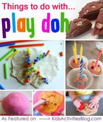 play with play doh
