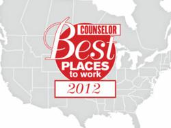 Best Places to Work in 2012