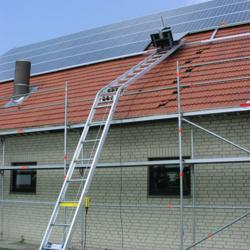 Geda Introduces Solarlift For The Solar Power Industry