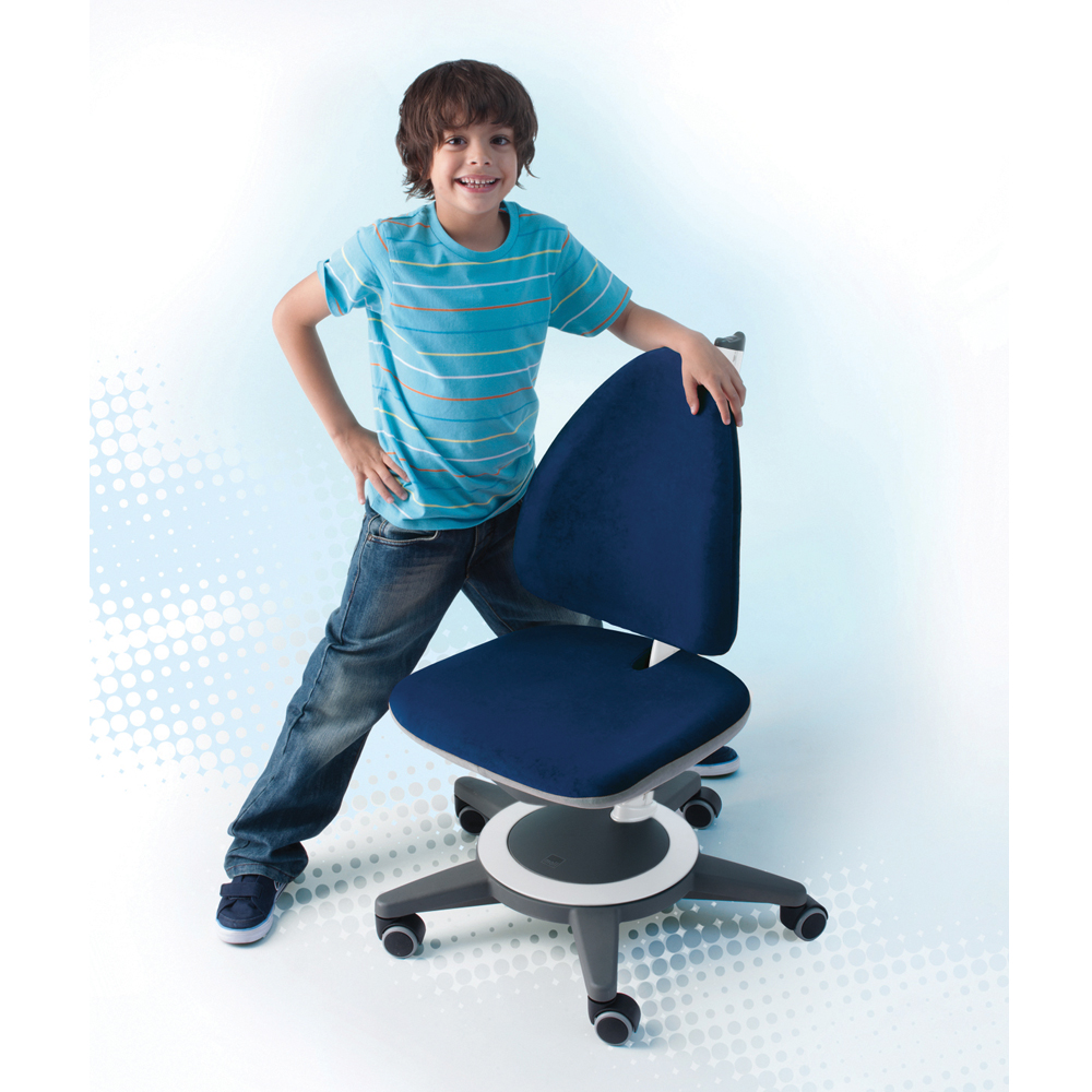 moll maximo adjustable kids desk chair encourages healthy posture at every stage of your childs growtheasily adjust the seat height seat depth and childs office chair