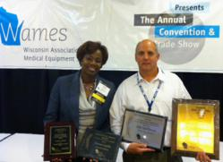 Home Care Medical, Inc. was also honored to receive these additional WAMES Awards.