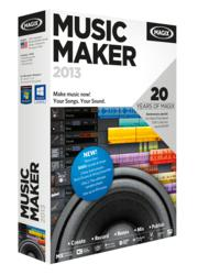 Music Maker 2013