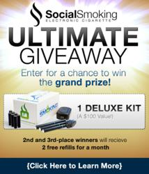 Social Smoking Give Away