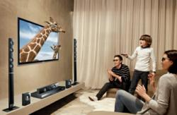 3D Smart Televisions