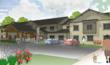 Brightwater Senior Living of Riverbend Rendering