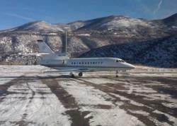 Falcon 900 Aspen
