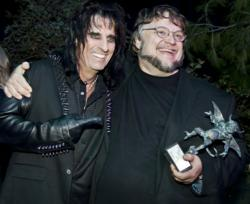 Alice Cooper, Guillermo del Toro, Eyegore Awards, Universal Studios Halloween Horror Nights