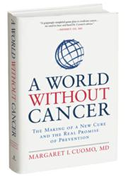 Dr. Margaret I. Cuomo's new book highlights Vitamin D and GrassrootsHealth as part of the cancer prevention paradigm.
