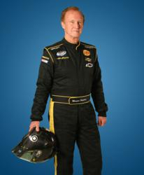 NASCAR Legend, Morgan Shepherd