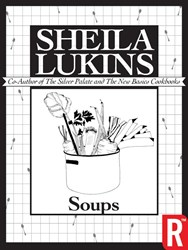 This ecookbook is a compilation of Sheila's favorite soups recipes from her time at PARADE, written with the busy home cook in mind. These soup recipes run from familiar favorites such as fresh vegetable broth and garden greens soup to simple spins on gou