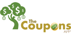 The Coupons App Logo