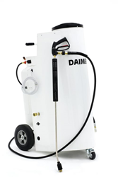 STEAM CAR WASH EQUIPMENT - DAIMER SUPER MAX 9000SCW