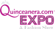 Quinceanera.com Expo and Fashion Show Logo