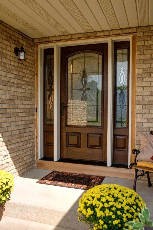 Home buyers want quality entry doors for Therma tru fiber classic mahogany price