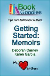 Help with writing a memoir