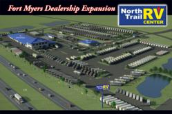 North Trail RV Center Expansion Plans