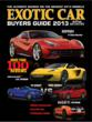 2013 Exotic Car Buyers Guide
