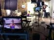 Adriana's DVD shoot in Toranto Canada