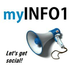 MyInfo1.com Social Media