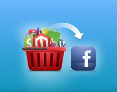 Import eCommerce stores onto Facebook in 3 clicks