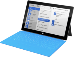 Mobile CRM for Windows 8
