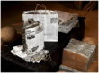 Artefact Design and Salvage Makes Recycled Newspaper Shopping Bags...