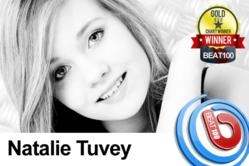 Natalie Tuvey Takes The Number One Music Chart Spot On BEAT100