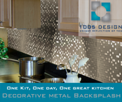 The New 1005 Design Backsplash Kit to be Exhibited at the 2012 Remodeling  Show in Baltimore, Maryland