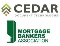 Cedar Document Technologies and Mortgage Bankers Association