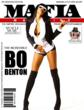 Bo Benton Graces Sep 2012 Cover of Mafia