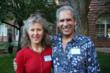 Mary Moscon and Ralph Trapani at the reunion celebration