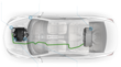 Midsize is taken to the next level with eAssist technology, a system that works intelligently and subtly with the vehicle's mechanics, capturing energy to help support the powertrain. The result is a remarkable EPA-estimated 37 MPG† on the highway and a v
