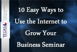 Free Seminar for Small Business Owners in Texas