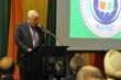 Congressman Jim McDermott giving his special remarks during the opening of the 1st Washington State Summit on US-India Trade