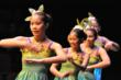 Traditional Pacific Islanders performance by the artists of the Asia Pacific Cultural Center