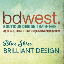 BDwest, April 4-5, 2013, San Diego Convention Center