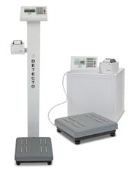 Detecto's ProDoc Body Fat Analysis Scales