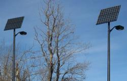 Canadian Solar Street Lighting