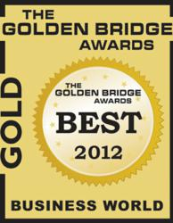 2012 Nutricap Labs Golden Bridge Awards