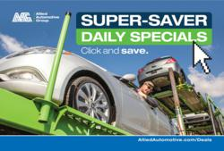 Allied Automotive rolls out Super Saver Program