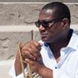 "Chicago trumpeter/composer Pharez Whitted, whose new CD ""For the People"" is about to be released."