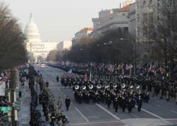 2009 Inagural Parade