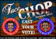 Face Chop: Decision 2012: The Game that allows You to Cast Your Vote in a Whole New Way
