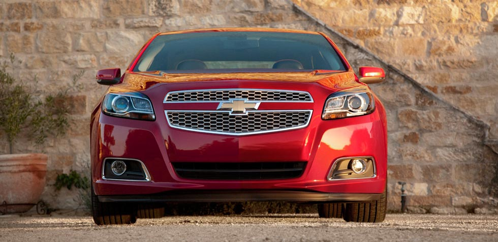 Joe Basil Chevy >> All-New 2013 Chevy Malibu Make Waves in Midsize Segment ...