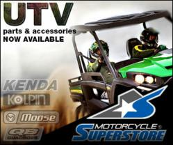 Motorcycle-Superstore.com has added a new department featuring a huge assortment of UTV Parts, Accessories and Tires.