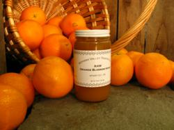 Raw Orange Blossom Honey - Mohawk Valley Trading Company